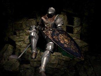 Гифка дня: вся суть Dark Souls