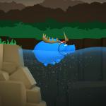 Скриншот Jungle Moose – Изображение 3