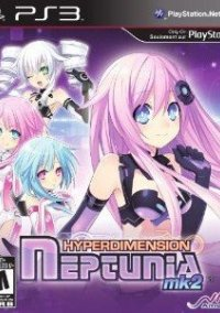 Обложка Hyperdimension Neptunia mk2
