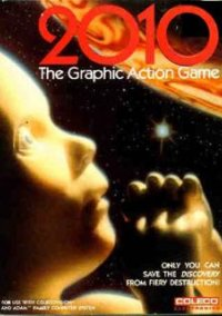 Обложка 2010: The Graphic Action Game