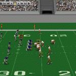 Скриншот Front Page Sports: Football Pro '96 – Изображение 3