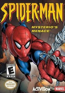 Spider-Man: Mysterio's Menace