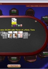 Обложка Poker Academy: Texas Hold'em