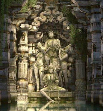 Индийская мифология и реальные места в Uncharted: The Lost Legacy