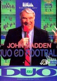 Обложка John Madden Duo CD Football