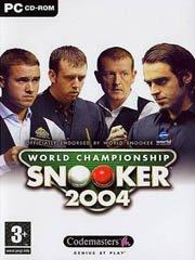 Обложка World Championship Snooker 2004