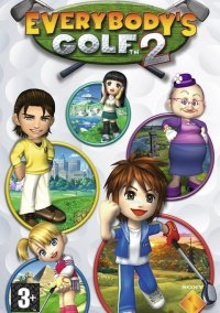 Обложка Everybody's Golf 2