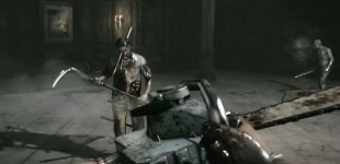 The Evil Within: The Executioner. Тизер - трейлер