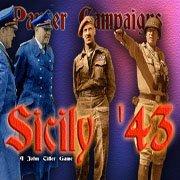 Обложка Panzer Campaigns: Sicily '43