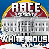 Скриншот The Race for the White House