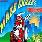 Обложка Maze Craze Trucker