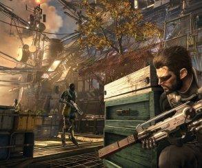 В Deus Ex: Mankind Divided боссов нельзя заговорить до смерти