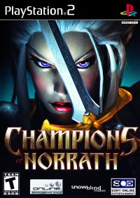 Обложка Champions of Norrath