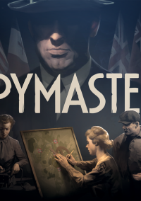 Обложка Spymaster