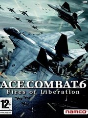 Обложка Ace Combat 6: Fires of Liberation