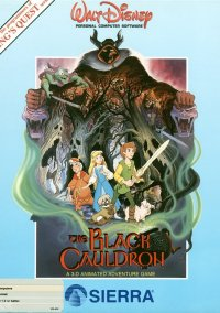 Обложка Black Cauldron