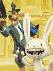 Обложка Sam & Max: Episode 6 - Bright Side of the Moon