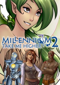 Обложка Millennium 2: Take Me Higher