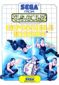 Обложка Impossible Mission