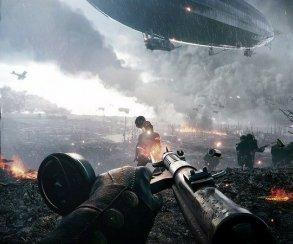 Гифка дня: настоящий хоррор в Battlefield 1