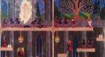 Художник нарисовал фрески на библейские сюжеты с видеоиграми  - Изображение 2