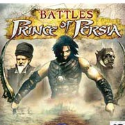 Обложка Battles of Prince of Persia
