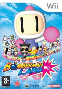 Обложка Bomberman Land