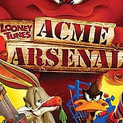 Обложка Looney Tunes: Acme Arsenal