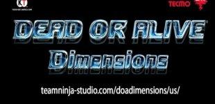 Dead or Alive: Dimensions. Видео #1