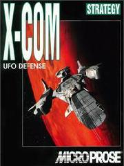 Обложка X-COM: UFO Defense