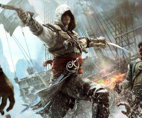 Новый трейлер Assassin's Creed 4: Black Flag