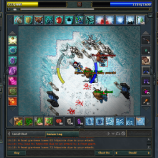 Скриншот Tibia