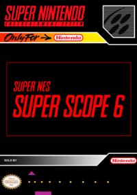 Обложка Super Scope 6
