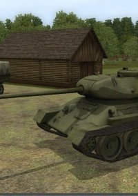 WWII Battle Tanks: T-34 vs. Tiger – фото обложки игры