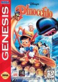 Обложка Pinocchio