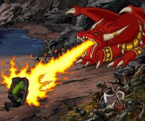 Нарисованная в России игра Warcraft Adventures выложена для скачивания