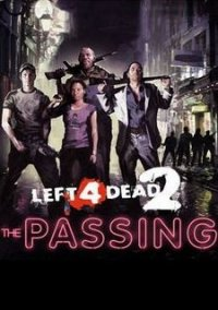 Обложка Left 4 Dead 2: The Passing