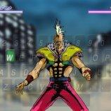 Скриншот Typing Ougi Hokuto no Ken Gekiuchi