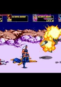 Обложка X-Men Arcade