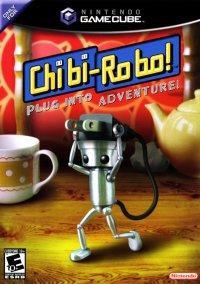 Обложка Chibi-Robo!
