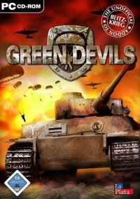Обложка Blitzkrieg: Green Devils