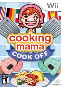 Обложка Cooking Mama: Cook Off