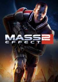 Обложка Mass Effect 2