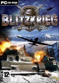 Обложка Blitzkrieg: Rolling Thunder