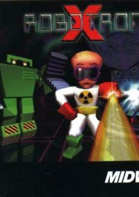 Обложка Robotron X