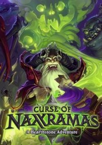 Обложка Hearthstone: Curse of Naxxramas