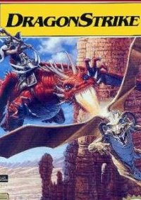 Обложка Advanced Dungeons & Dragons: DragonStrike