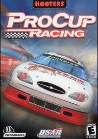 Обложка USAR Hooters Pro Cup Racing
