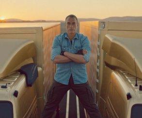 Игра про грузовики навеяна «Матрицей» и рекламой с Ван Даммом