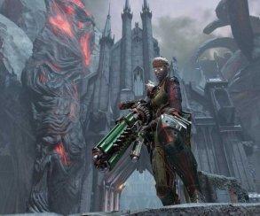 Даже дьявол боится нового персонажа Quake Champions (поеесловам)